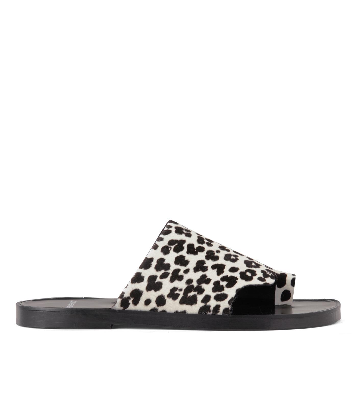Pierre Hardy(ピエール アルディ)のLeopard Sandal-WHITE(シューズ/shoes)-S4FY08HRYCA-4 拡大詳細画像1