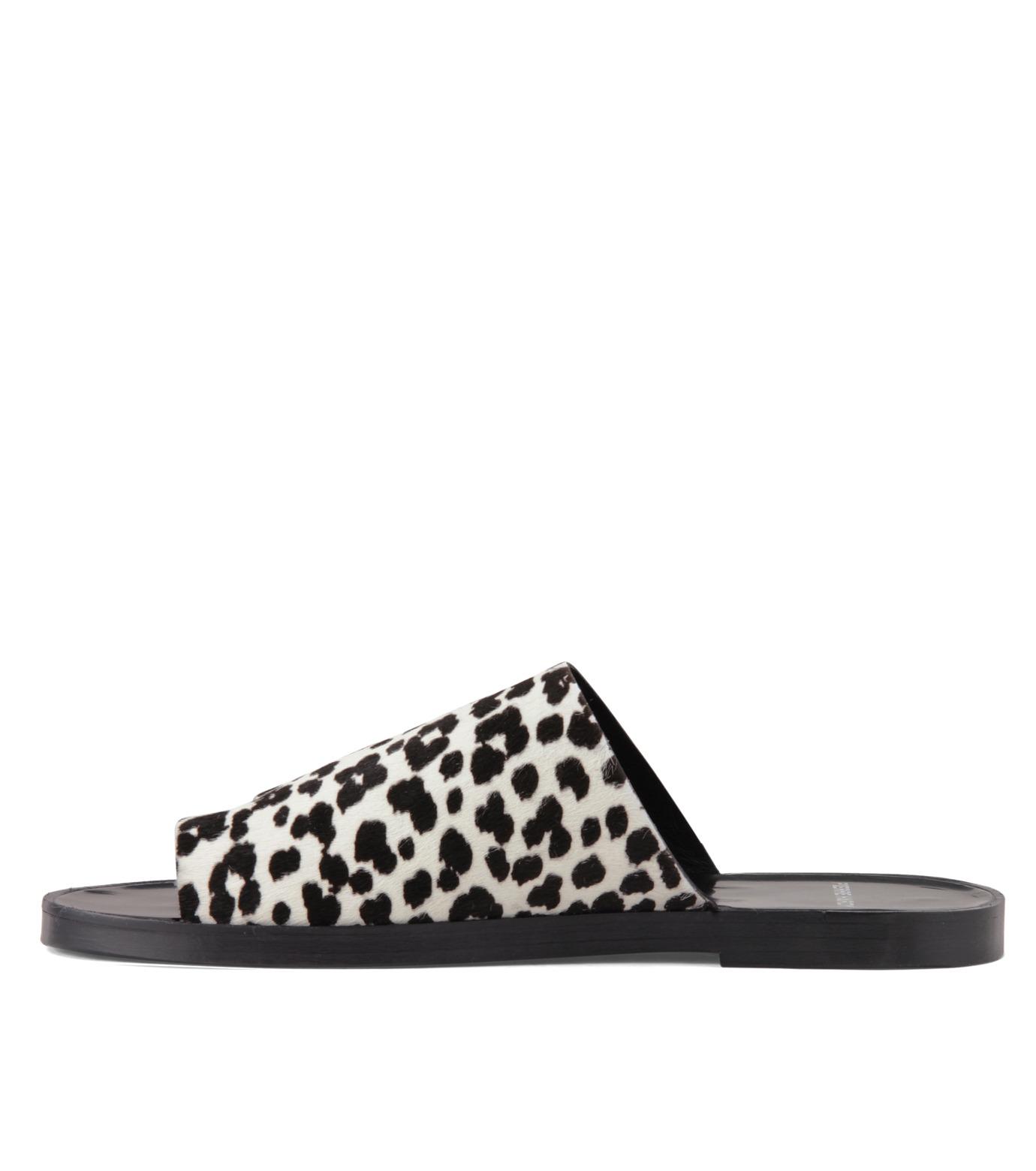 Pierre Hardy(ピエール アルディ)のLeopard Sandal-WHITE(シューズ/shoes)-S4FY08HRYCA-4 拡大詳細画像2