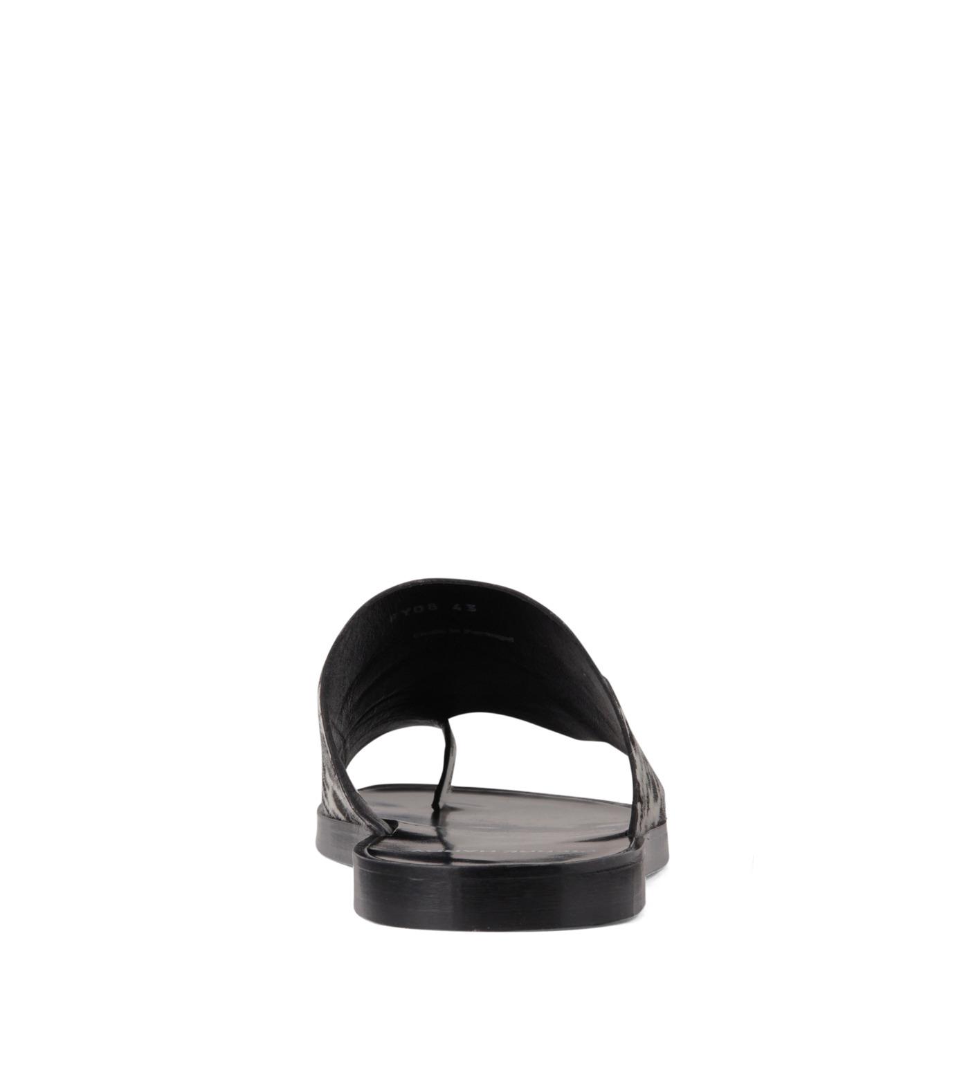 Pierre Hardy(ピエール アルディ)のLeopard Sandal-WHITE(シューズ/shoes)-S4FY08HRYCA-4 拡大詳細画像3