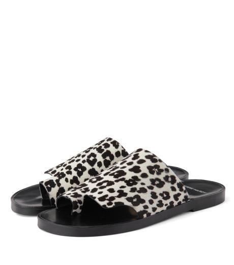 Pierre Hardy(ピエール アルディ)のLeopard Sandal-WHITE(シューズ/shoes)-S4FY08HRYCA-4 詳細画像4