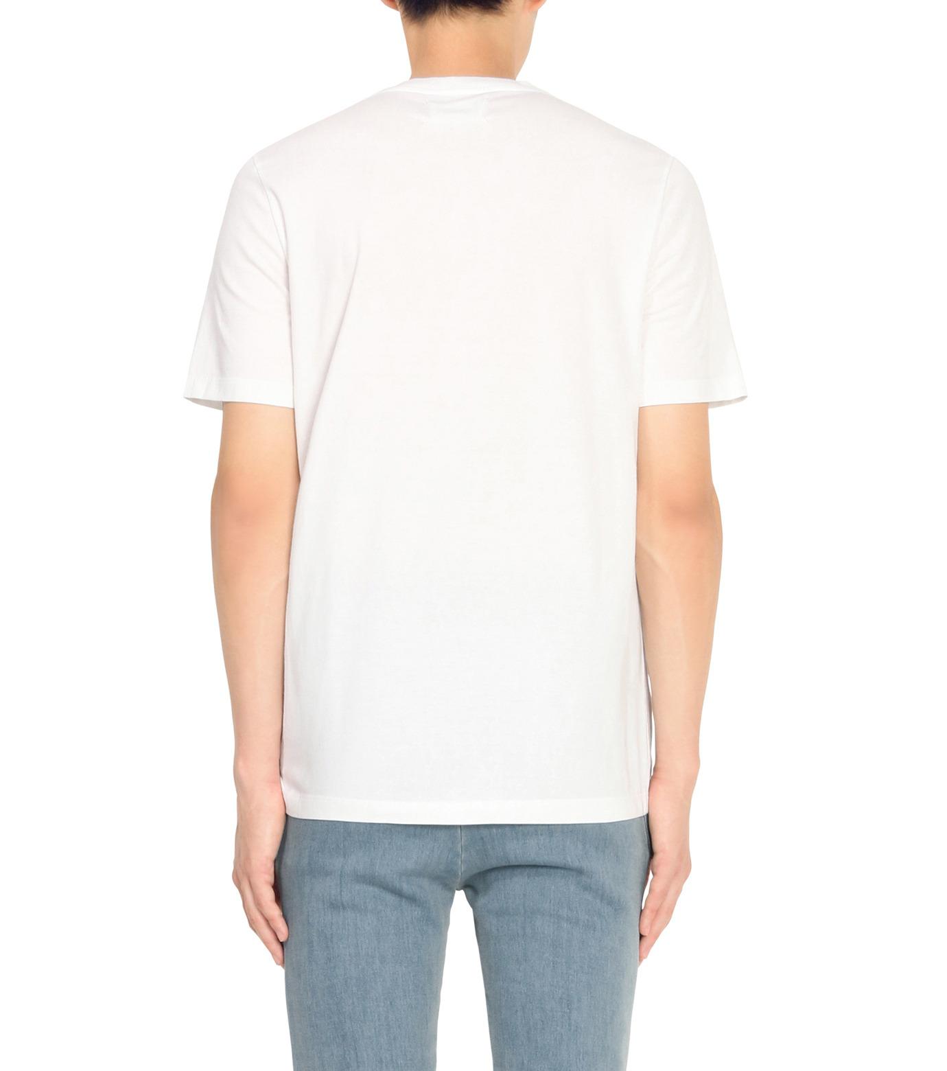 Maison Margiela(メゾン マルジェラ)のPrint T-WHITE(カットソー/cut and sewn)-S50GC0436-4 拡大詳細画像2