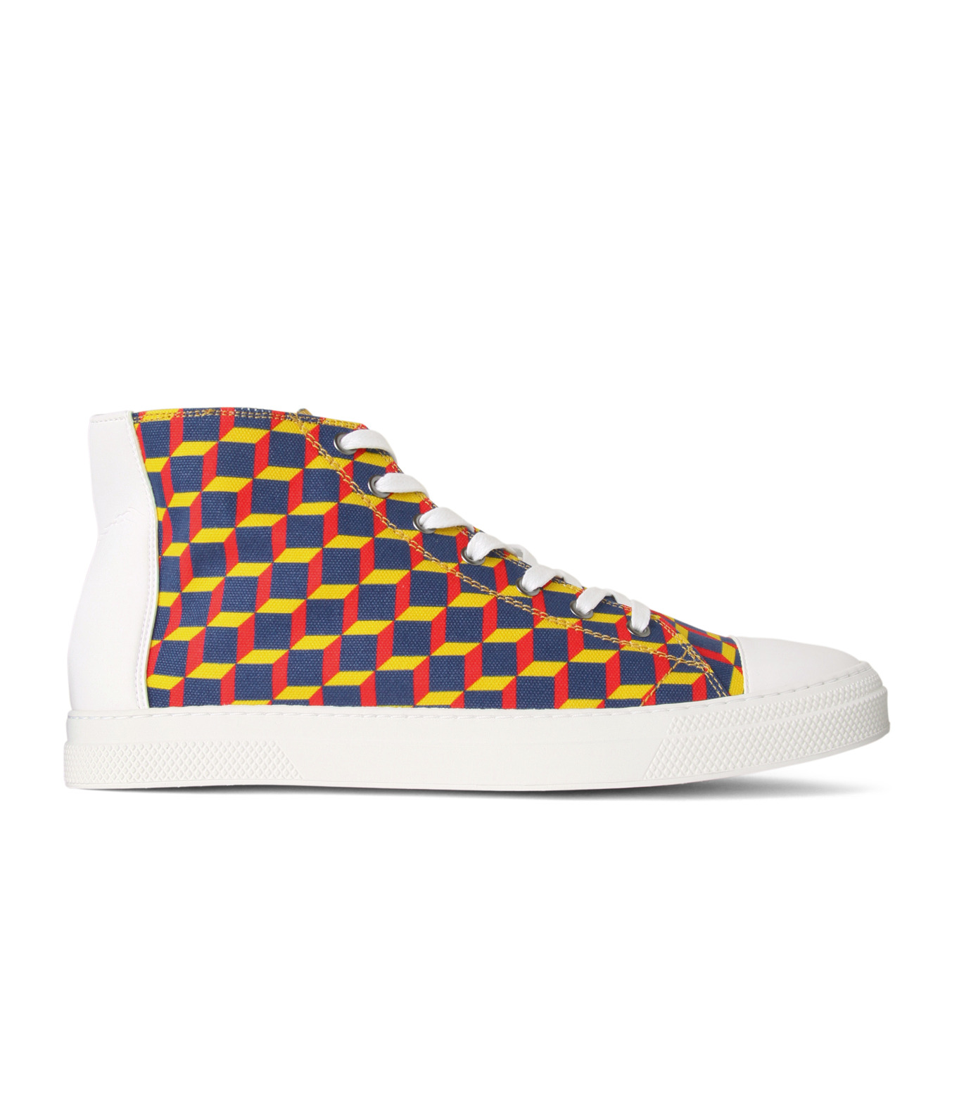 Pierre Hardy(ピエール アルディ)のHicut Sneaker-MULTI COLOUR(シューズ/shoes)-S5HX04GMCA-T-9 拡大詳細画像1