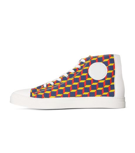Pierre Hardy(ピエール アルディ)のHicut Sneaker-MULTI COLOUR(シューズ/shoes)-S5HX04GMCA-T-9 詳細画像2
