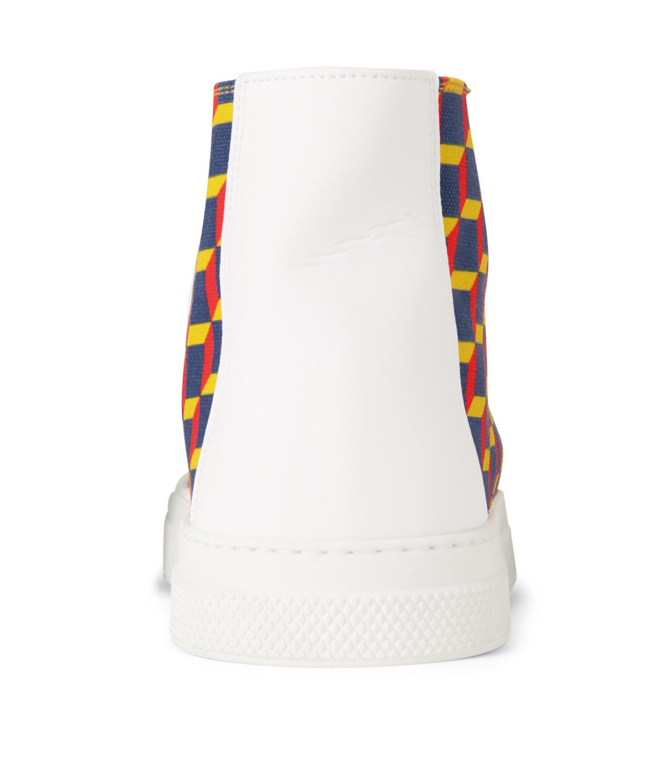 Pierre Hardy(ピエール アルディ)のHicut Sneaker-MULTI COLOUR(シューズ/shoes)-S5HX04GMCA-T-9 拡大詳細画像3