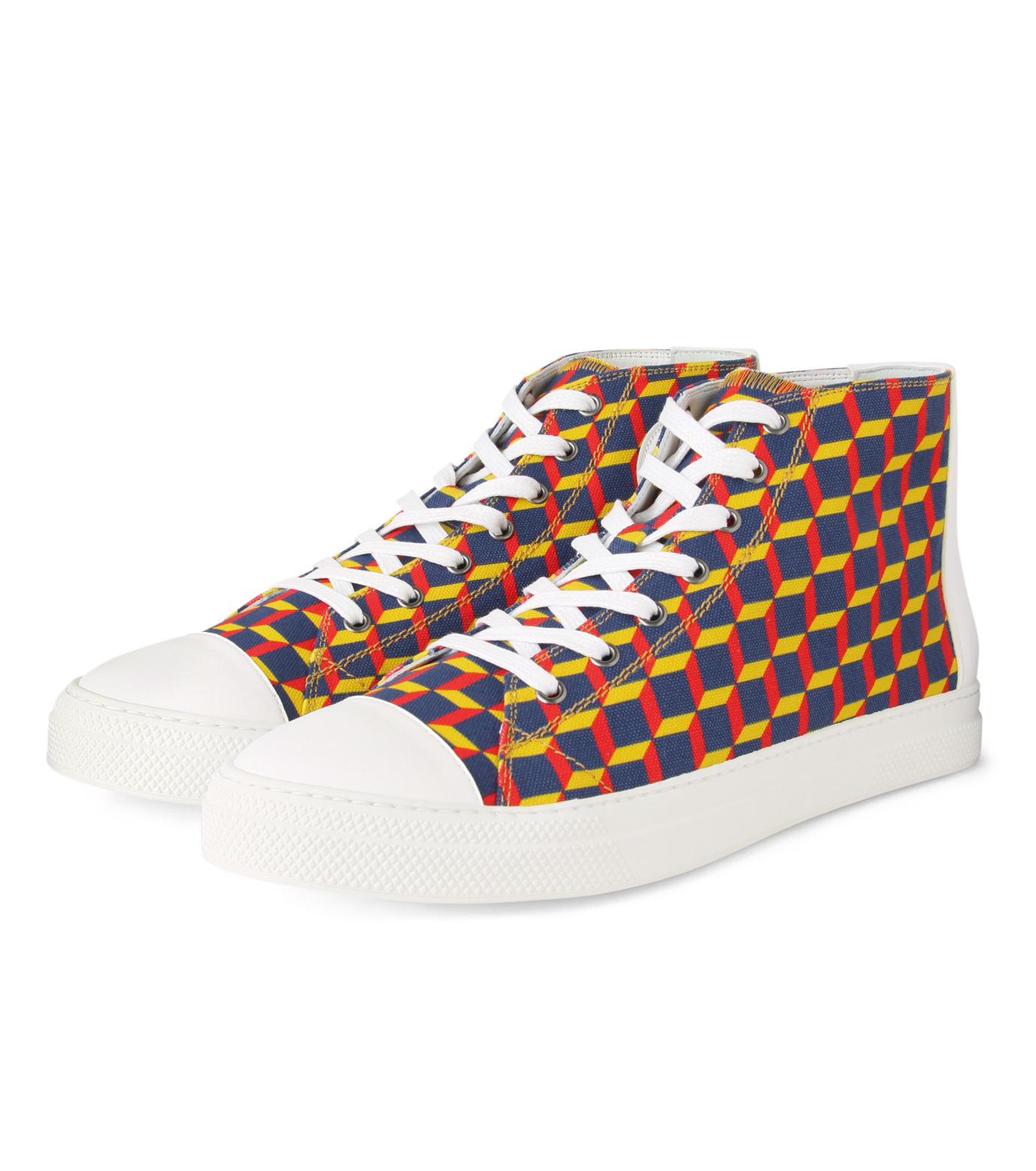 Pierre Hardy(ピエール アルディ)のHicut Sneaker-MULTI COLOUR(シューズ/shoes)-S5HX04GMCA-T-9 拡大詳細画像4