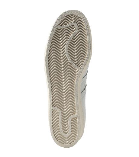 adidas(アディダス)のSUPERSTAR 80s DLX-WHITE(シューズ/shoes)-S75016-4 詳細画像2