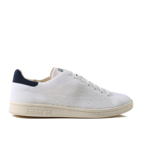 adidas(アディダス)のSTAN SMITH OG PK-WHITE(シューズ/shoes)-S75148-4 詳細画像1