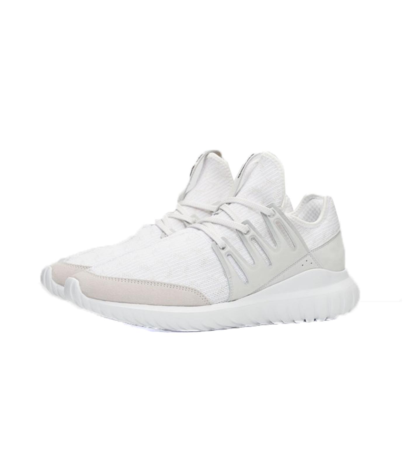 adidas(アディダス)のTUBULAR RADIAL PK-WHITE(シューズ/shoes)-S76714-4 拡大詳細画像3