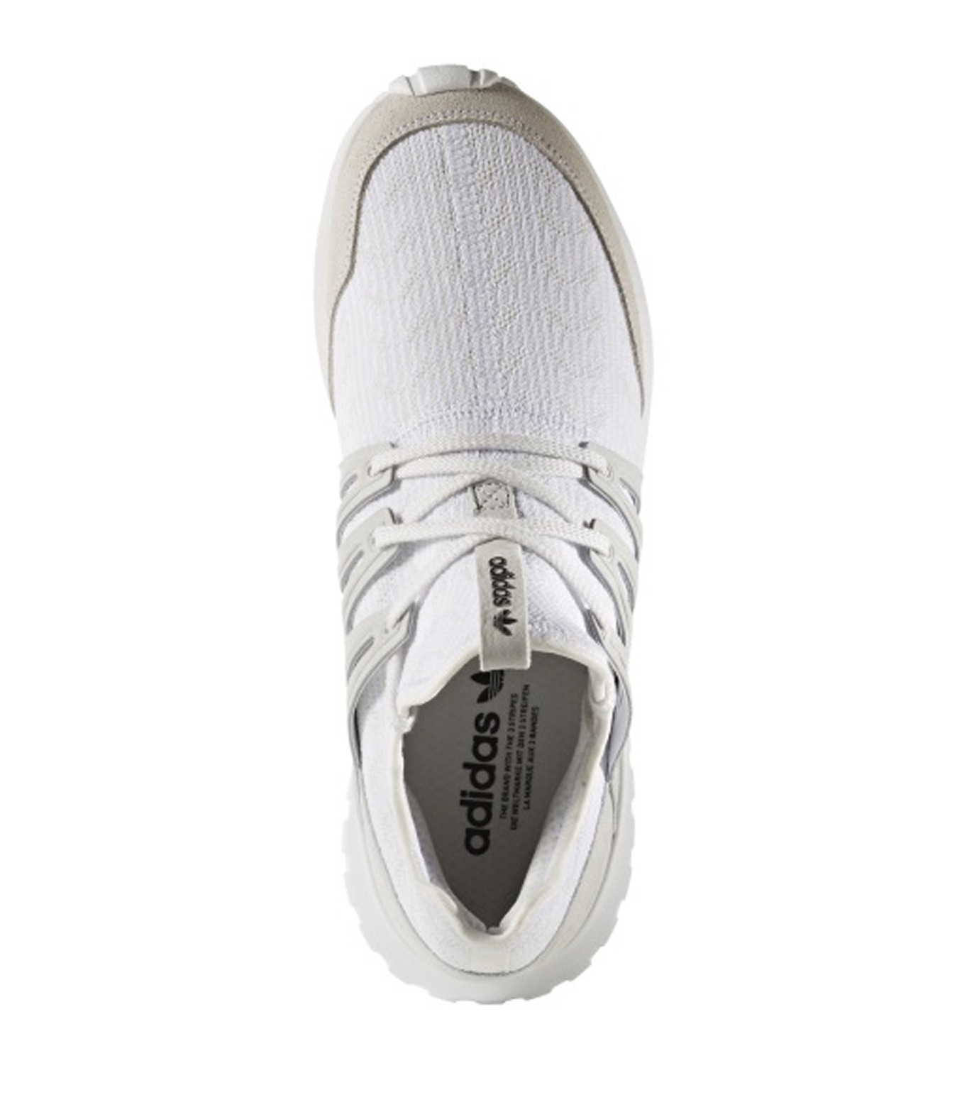 adidas(アディダス)のTUBULAR RADIAL PK-WHITE(シューズ/shoes)-S76714-4 拡大詳細画像4