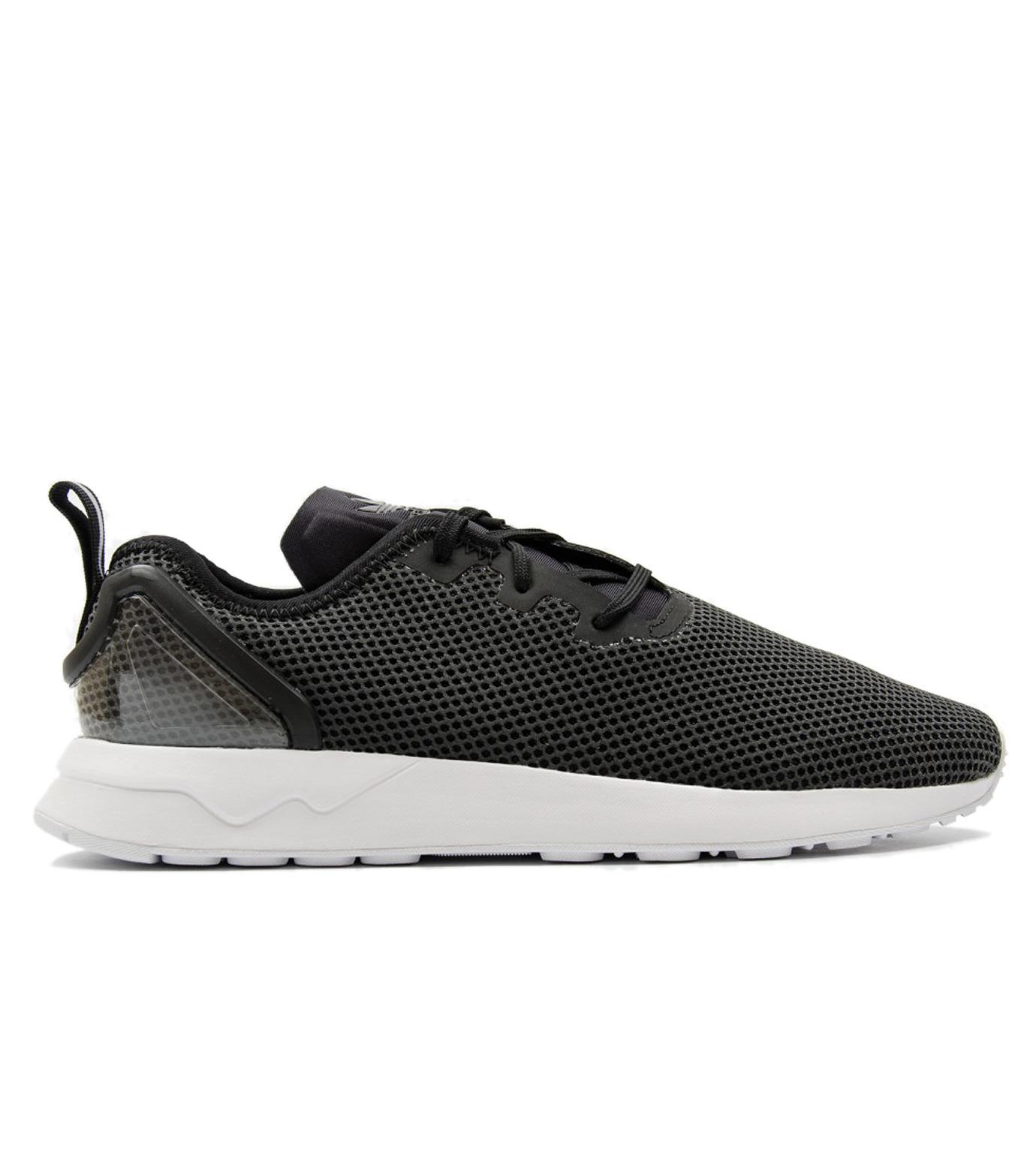 adidas(アディダス)のZX FLUX RCASYM-BLACK(シューズ/shoes)-S79050-13 拡大詳細画像1