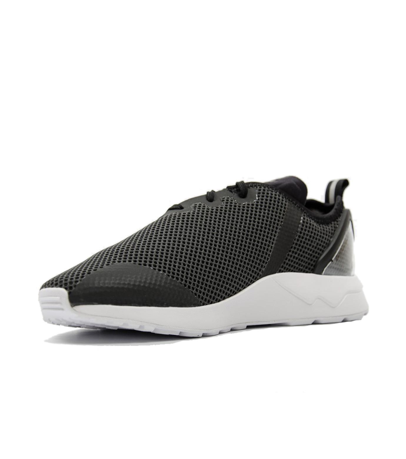 adidas(アディダス)のZX FLUX RCASYM-BLACK(シューズ/shoes)-S79050-13 拡大詳細画像2