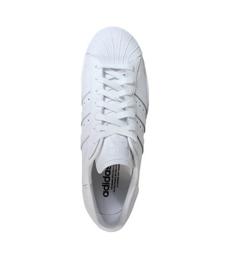 adidas(アディダス)のSUPERSTAR 80s-WHITE(シューズ/shoes)-S79443-4 詳細画像3
