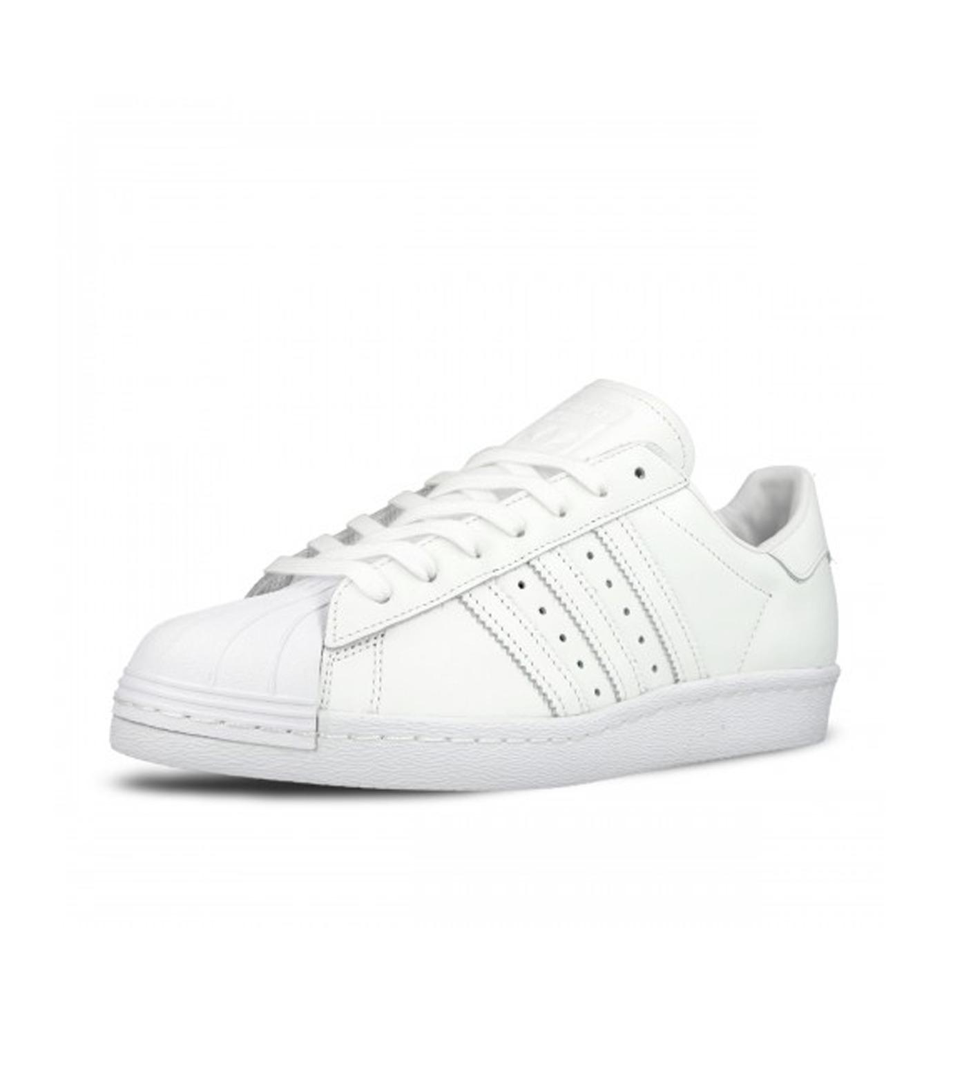 adidas(アディダス)のSUPERSTAR 80s-WHITE(シューズ/shoes)-S79443-4 拡大詳細画像4