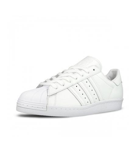 adidas(アディダス)のSUPERSTAR 80s-WHITE(シューズ/shoes)-S79443-4 詳細画像4