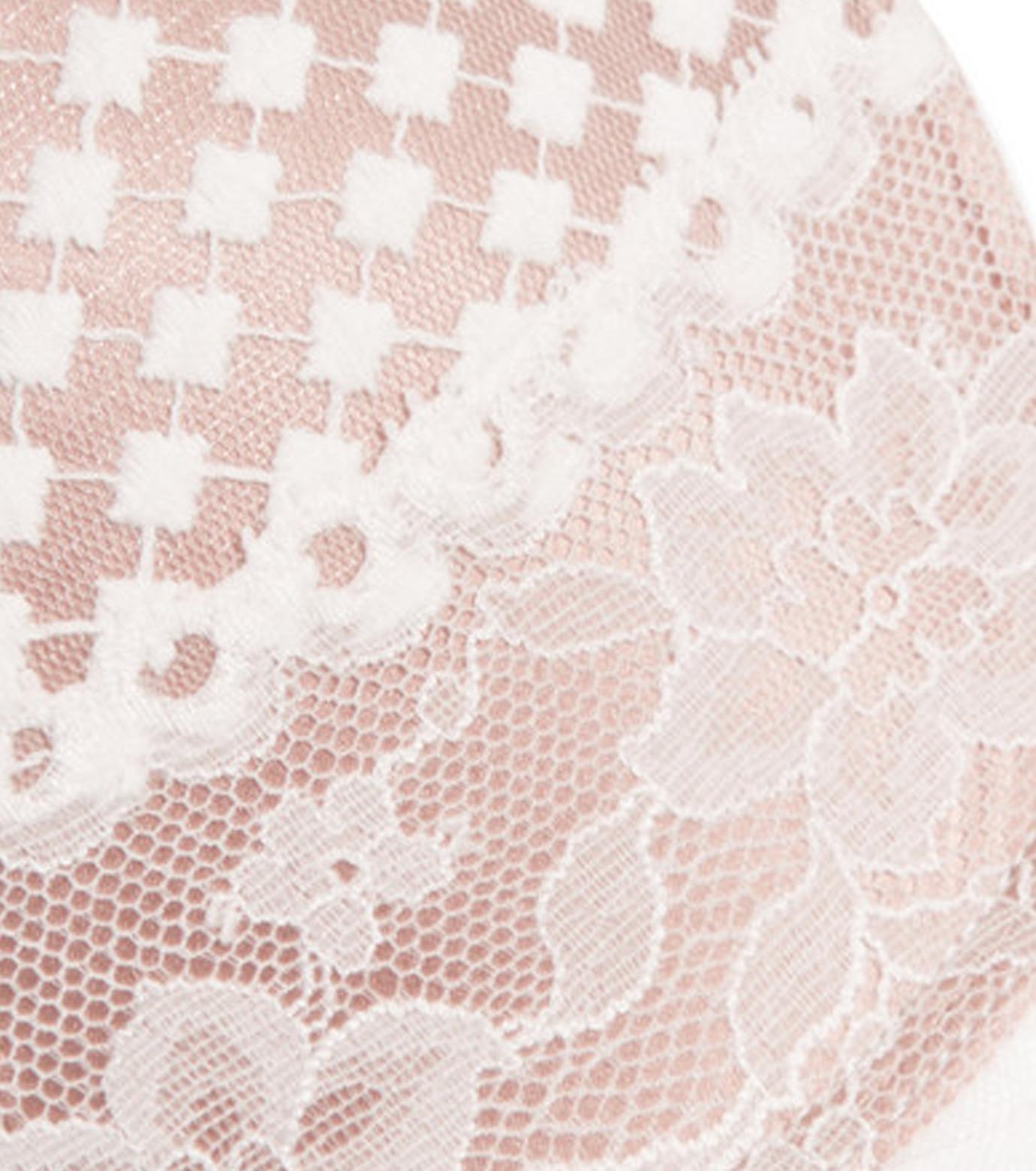 Stella McCartney Lingerie(ステラ マッカートニー ランジェリー)のMOLLY INSPIRING Contour plunge-WHITE(LINGERIE/LINGERIE)-S80-289-4 拡大詳細画像4