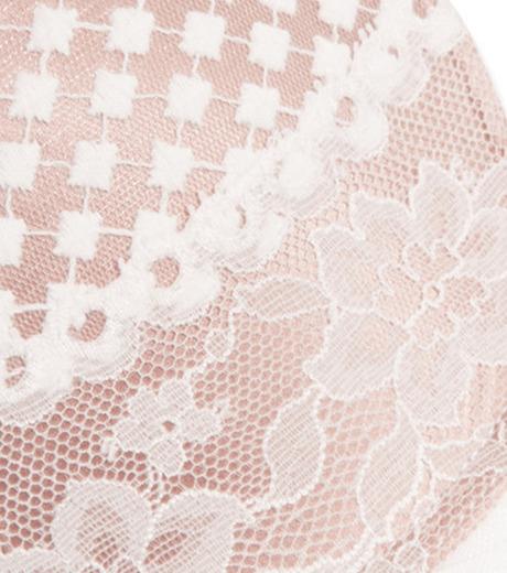 Stella McCartney Lingerie(ステラ マッカートニー ランジェリー)のMOLLY INSPIRING Contour plunge-WHITE(LINGERIE/LINGERIE)-S80-289-4 詳細画像4