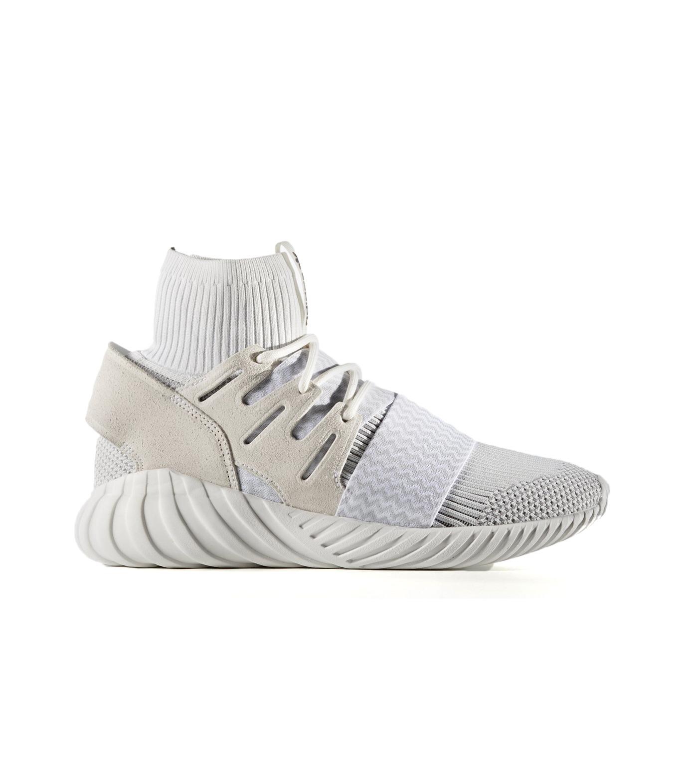 adidas(アディダス)のTUBULAR DOOM PK-WHITE(シューズ/shoes)-S80509-4 拡大詳細画像1