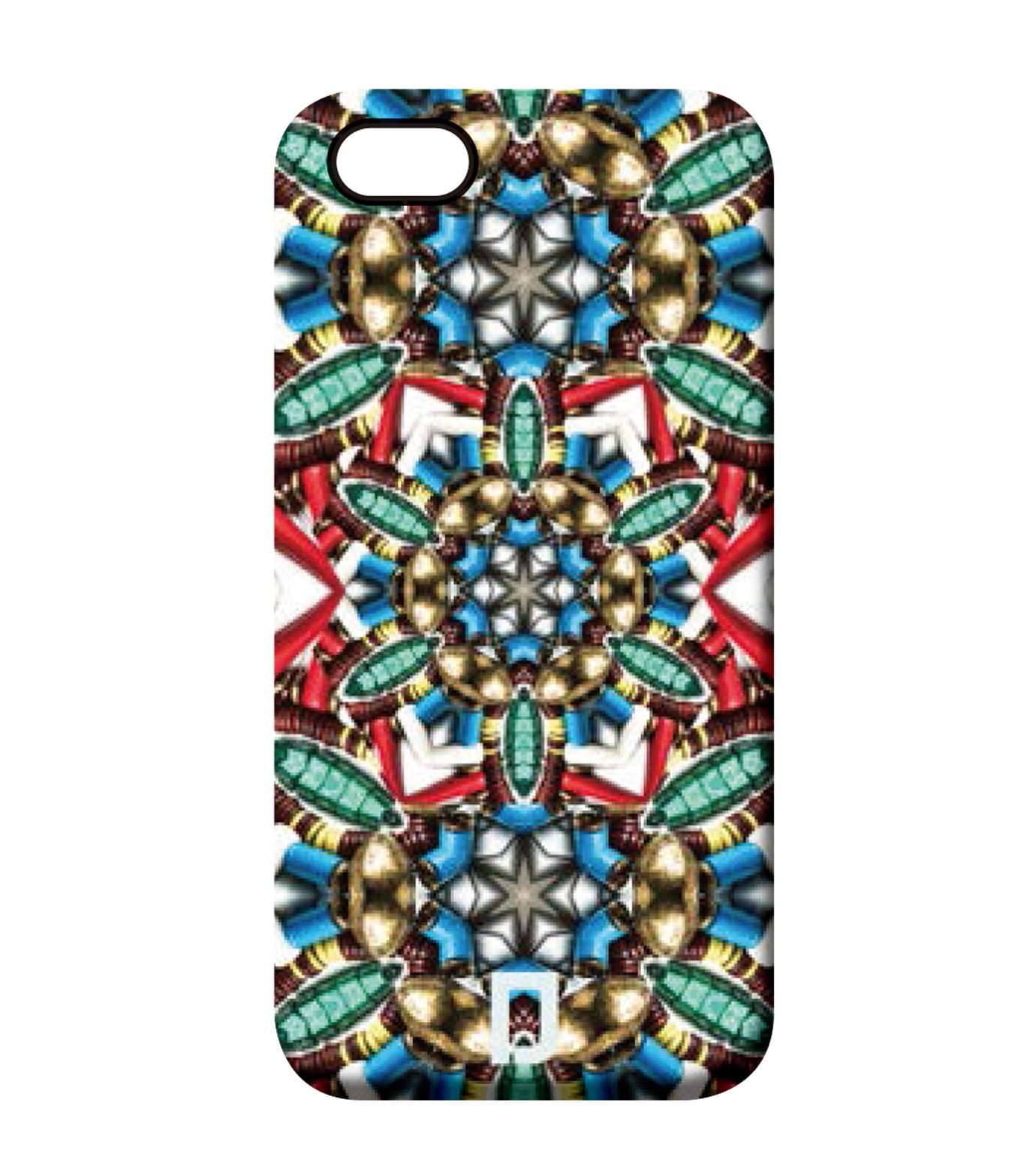 Dannijo(ダンニージョ)のiphone5 Case-MULTI COLOUR(ケースiphone5/5s/se/case iphone5/5s/se)-SAFFRON-9 拡大詳細画像1