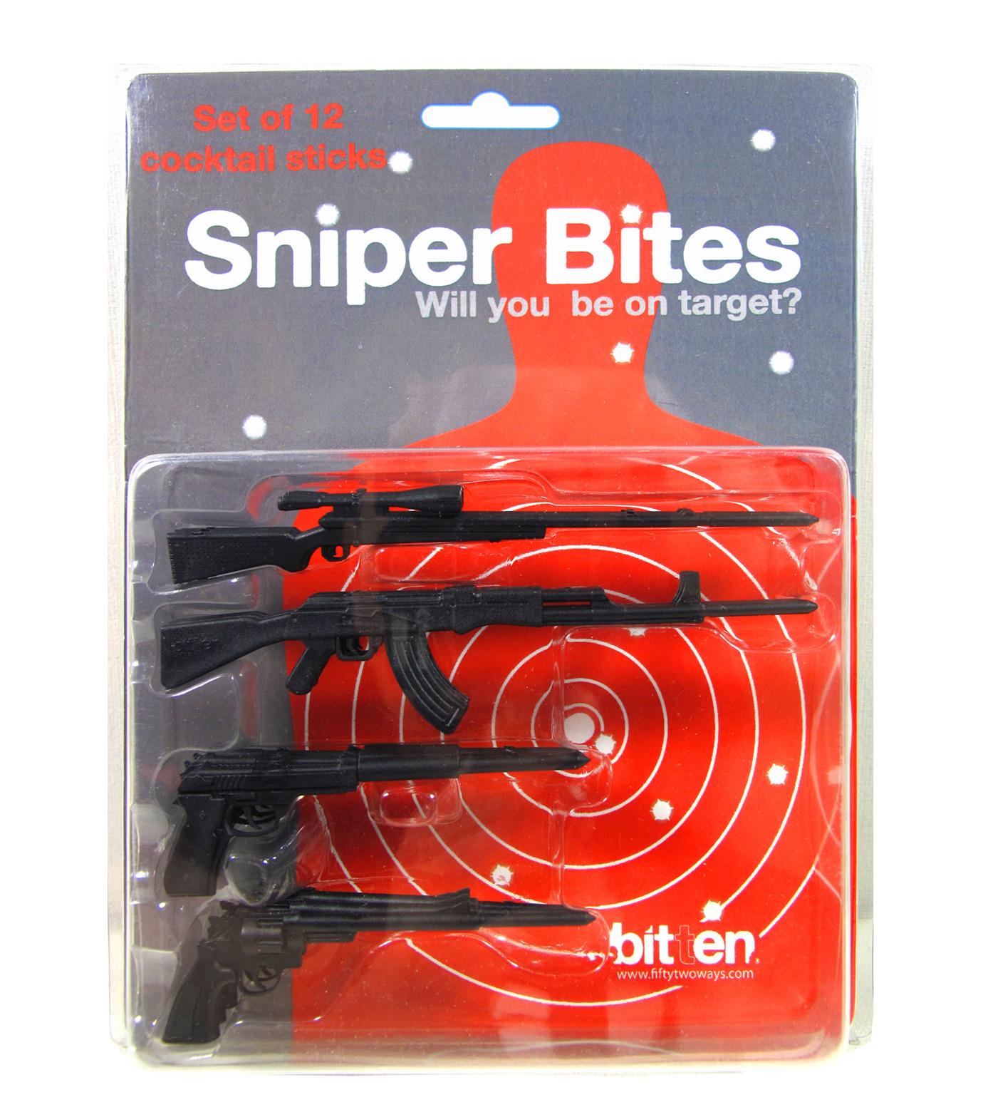 nuop design(ヌオップデザイン)のSniper Bites-Plastic-BLACK(OTHER-GOODS/OTHER-GOODS)-SB1-13 拡大詳細画像1