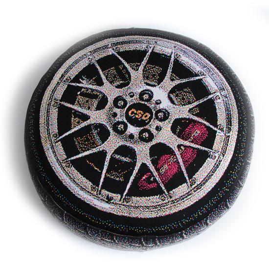 Chic Sin Design()のLuxury Car Wheel-BLACK(インテリア/interior)-SDM007-13 詳細画像1