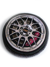 Chic Sin Design Luxury Car Wheel