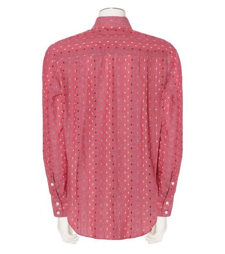 MUNSOO KWON()のPolka Dots Shirt-PINK(シャツ/shirt)-SH052-72 詳細画像2