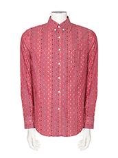 MUNSOO KWON Polka Dots Shirt