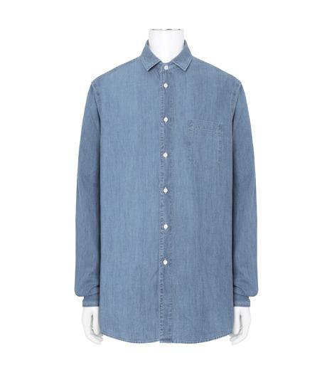 Herculie()のClassic Shirt-BLUE(シャツ/shirt)-SHIRT-115-92 詳細画像1