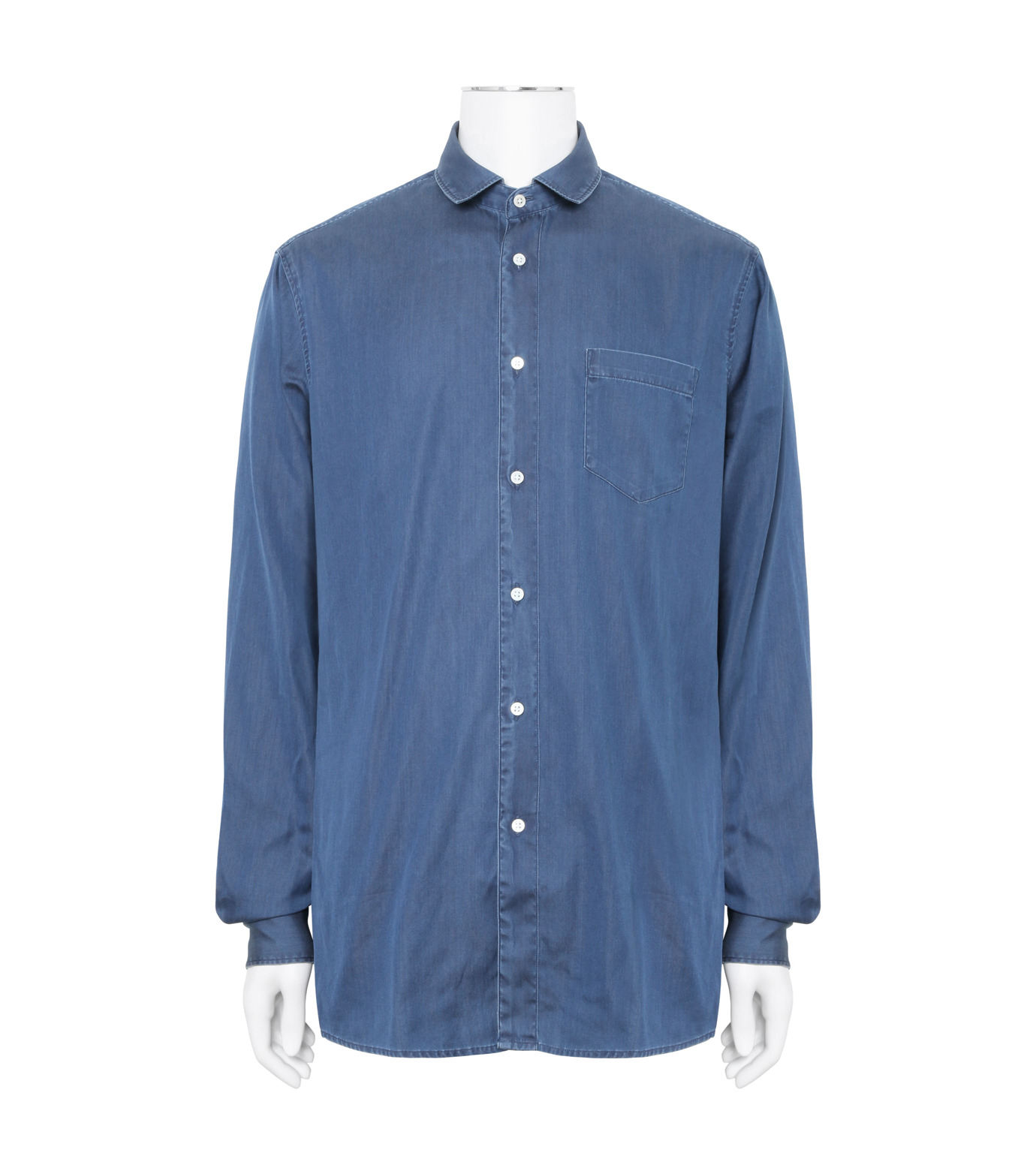 Herculie()のClassic Shirt-INDIGO(シャツ/shirt)-SHIRT-115-94 拡大詳細画像1
