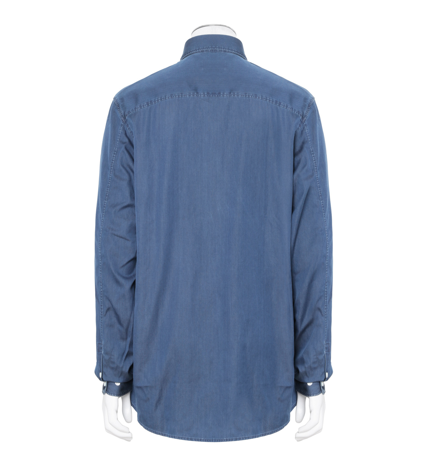 Herculie()のClassic Shirt-INDIGO(シャツ/shirt)-SHIRT-115-94 拡大詳細画像2
