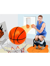 Thumbs Up(サムズアップ) Toilet Basketball Set