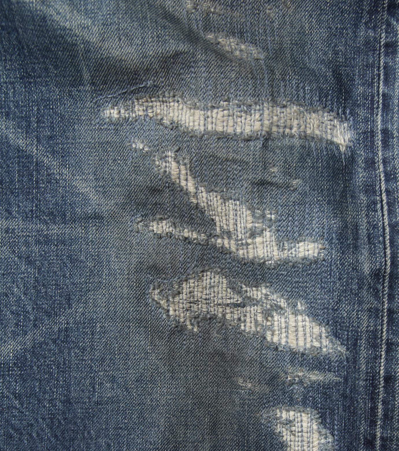 Heddie Lovu(エディー ルーヴ)のSPR-VINTAGE-STIC-BLUE(デニム/denim)-SPR-CTM-02-92 拡大詳細画像3
