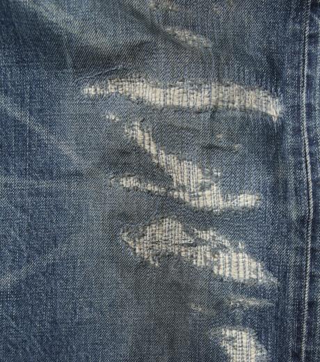 Heddie Lovu(エディー ルーヴ)のSPR-VINTAGE-STIC-BLUE(デニム/denim)-SPR-CTM-02-92 詳細画像3