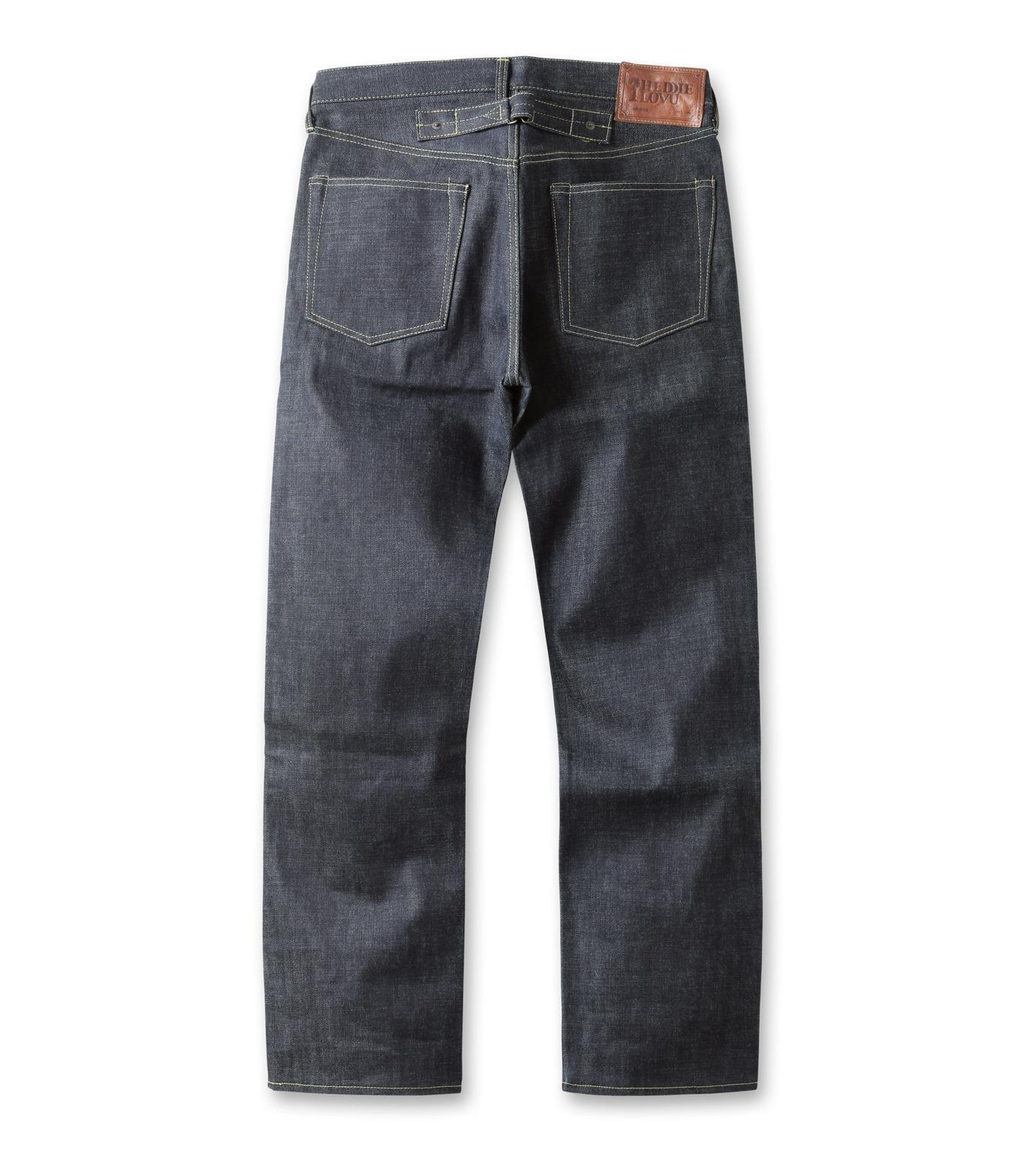 Heddie Lovu(エディー ルーヴ)のSPRUCE-NWS-INDIGO(パンツ/pants)-SPR-NWS-94 拡大詳細画像2