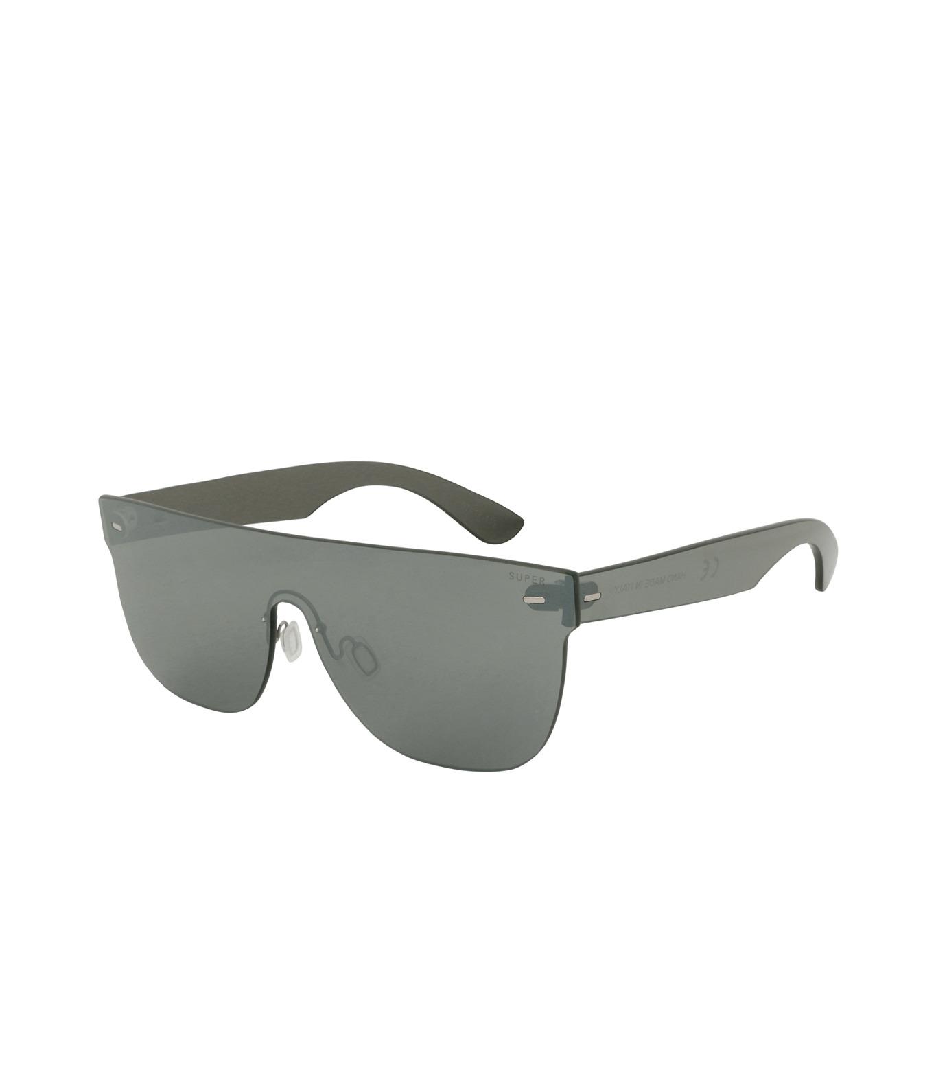 SUPER(スーパー)のTUTTOLENTE FLAT-SILVER(アイウェア/eyewear)-SPRXXXX010-1 拡大詳細画像1