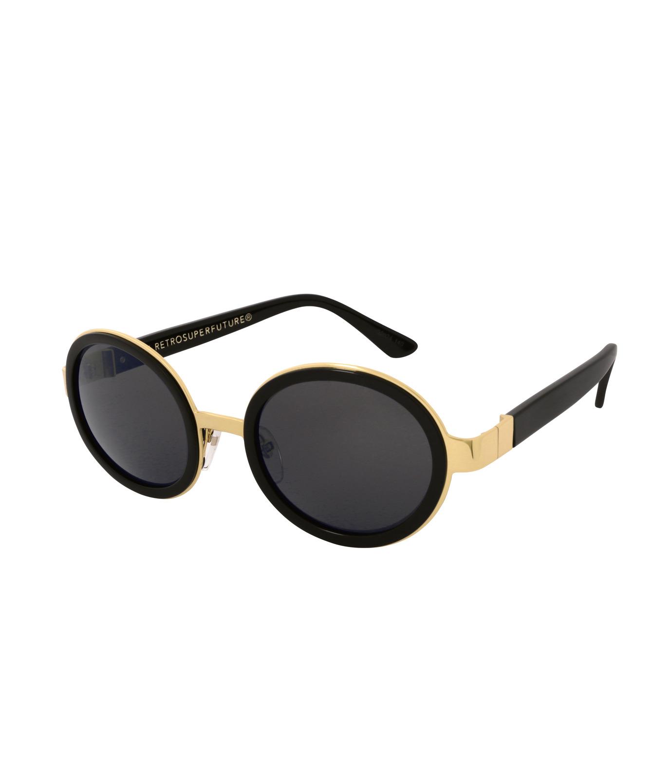 SUPER(スーパー)のSANTA BLACK-BLACK(アイウェア/eyewear)-SPRXXXX039-13 拡大詳細画像1
