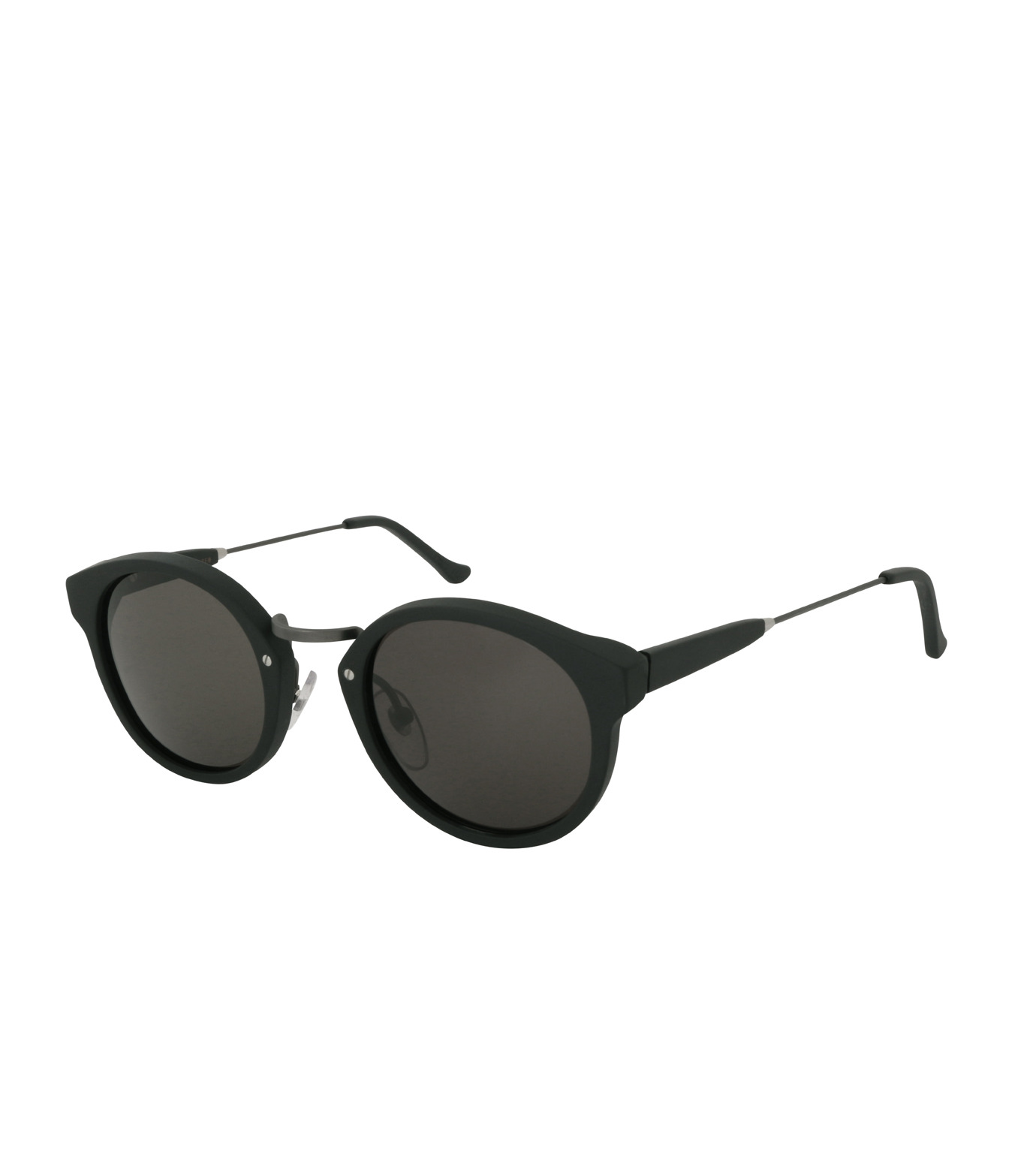 SUPER(スーパー)のPANAMA MAT BLACK-BLACK(アイウェア/eyewear)-SPRXXXX045-13 拡大詳細画像1
