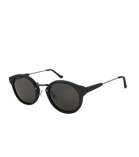 SUPER(スーパー)のPANAMA MAT BLACK-BLACK(アイウェア/eyewear)-SPRXXXX045-13 詳細画像1