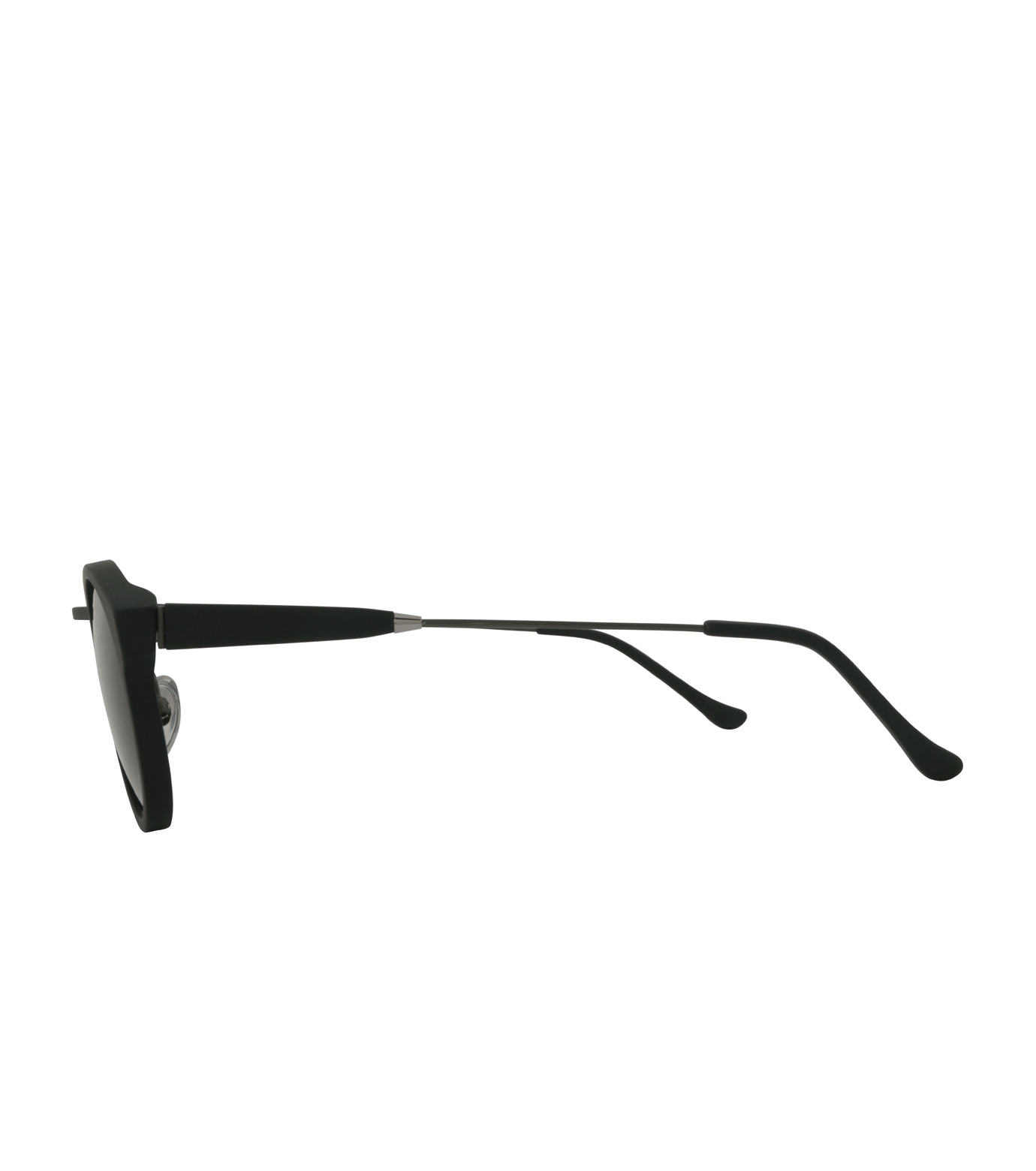 SUPER(スーパー)のPANAMA MAT BLACK-BLACK(アイウェア/eyewear)-SPRXXXX045-13 拡大詳細画像2