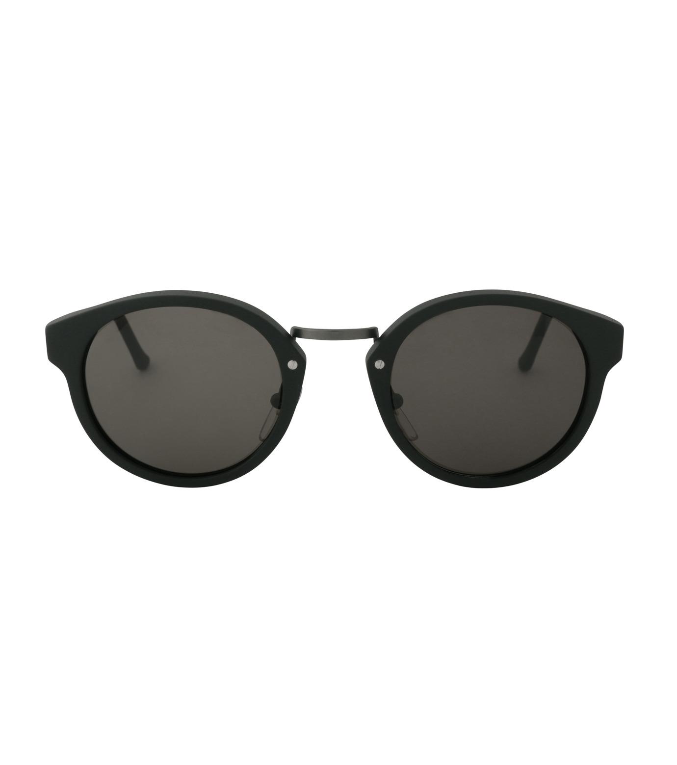 SUPER(スーパー)のPANAMA MAT BLACK-BLACK(アイウェア/eyewear)-SPRXXXX045-13 拡大詳細画像3