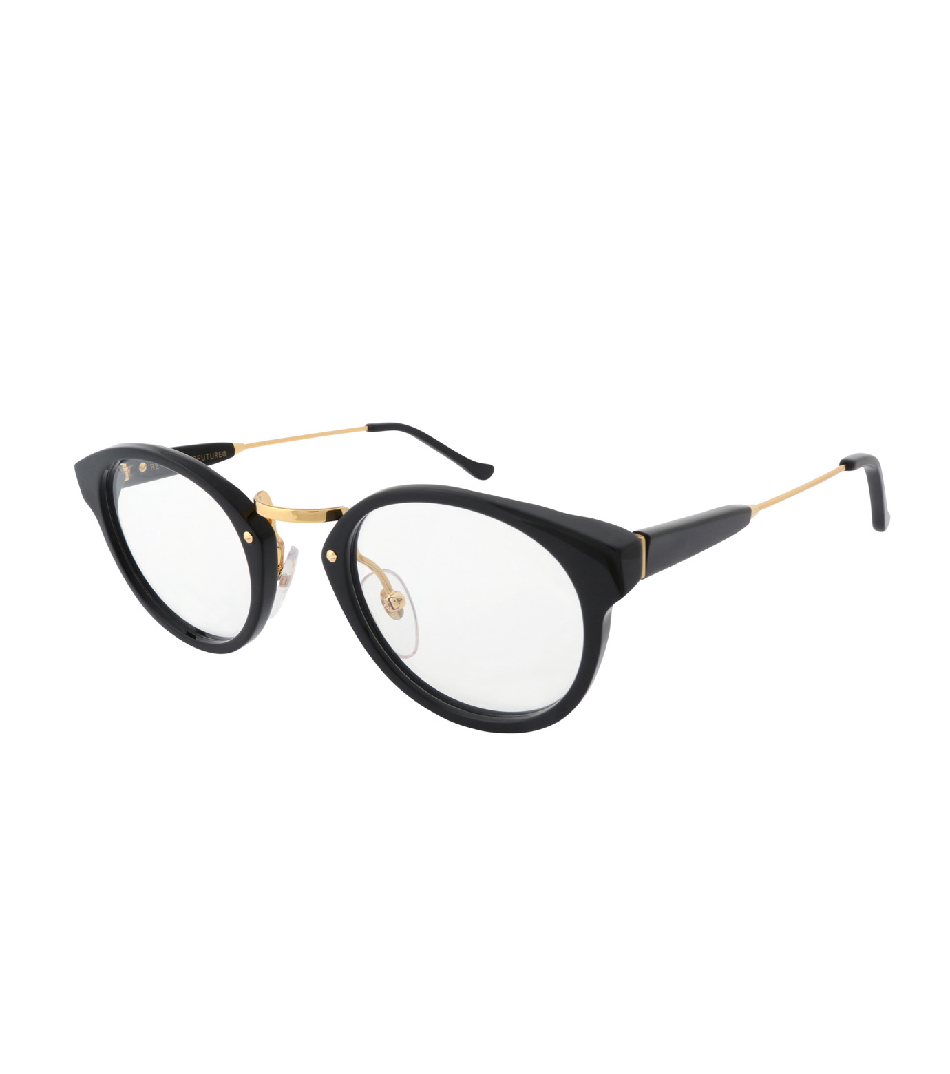 SUPER(スーパー)のPANAMA BLACK CLEAR LENS-BLACK(アイウェア/eyewear)-SPRXXXX054-13 拡大詳細画像1