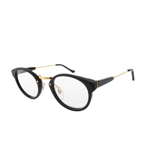 SUPER(スーパー)のPANAMA BLACK CLEAR LENS-BLACK(アイウェア/eyewear)-SPRXXXX054-13 詳細画像1