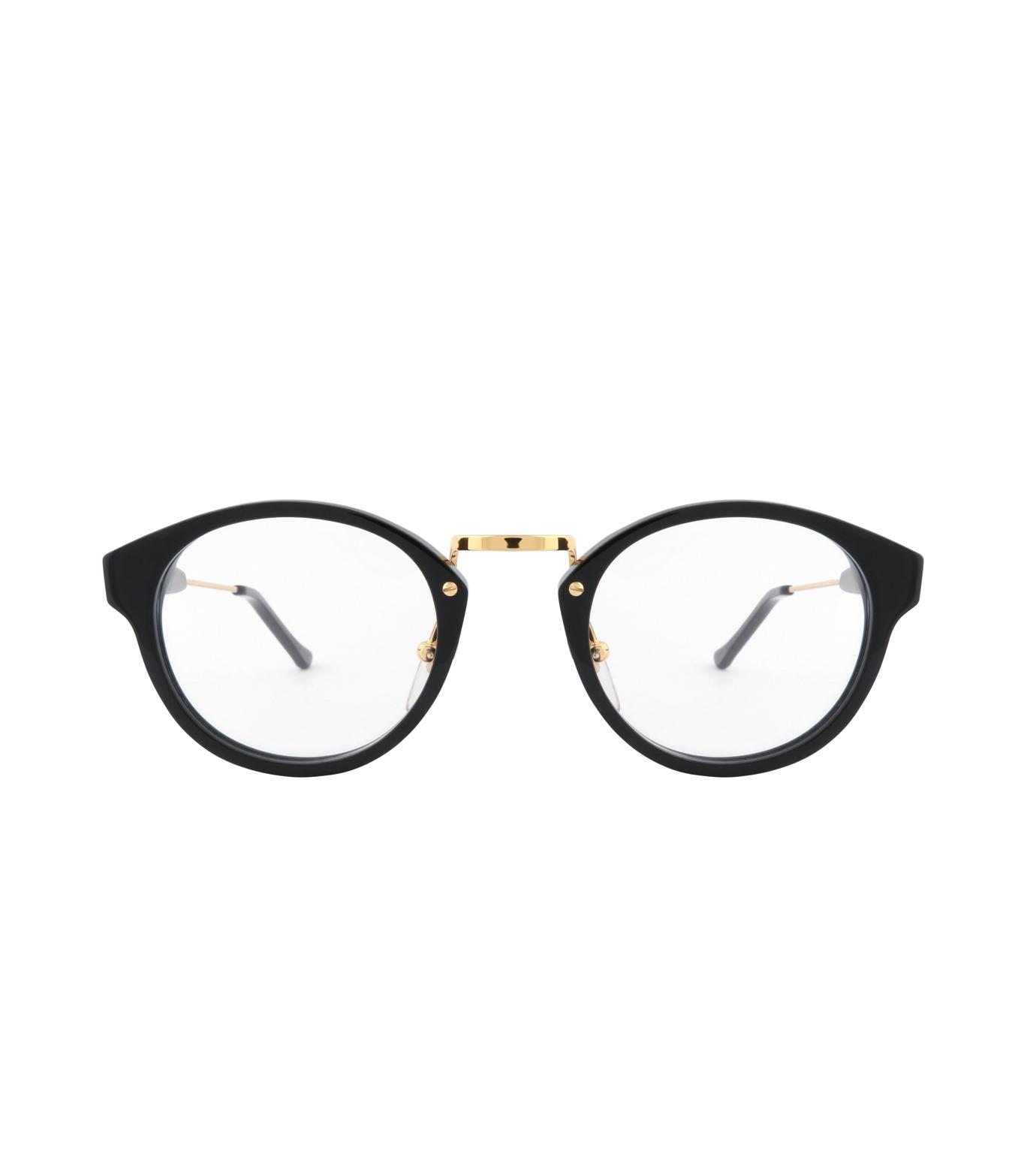 SUPER(スーパー)のPANAMA BLACK CLEAR LENS-BLACK(アイウェア/eyewear)-SPRXXXX054-13 拡大詳細画像3