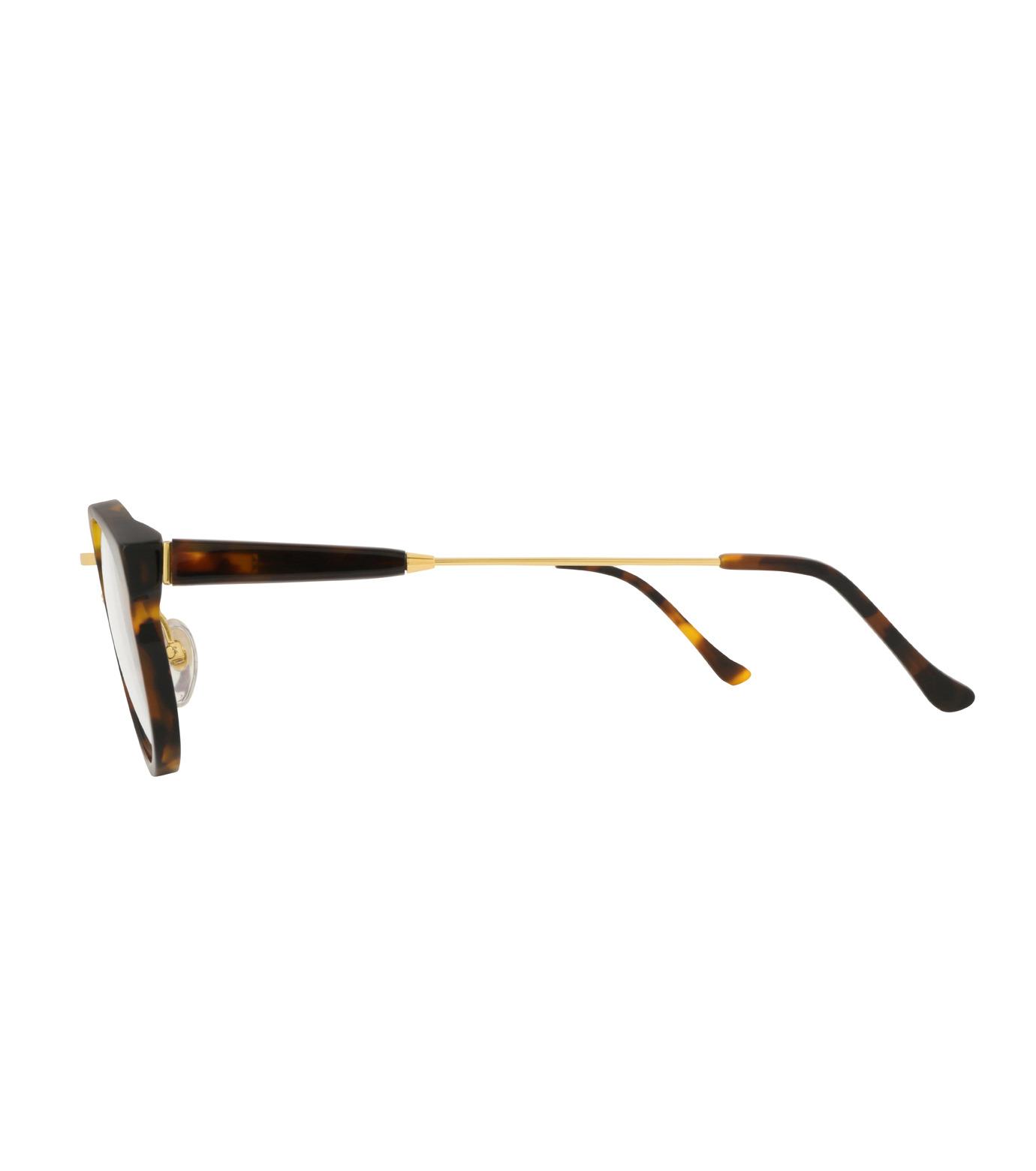 SUPER(スーパー)のPANAMA HAVANA CLASSIC CLEAR LENS-BROWN(アイウェア/eyewear)-SPRXXXX055-42 拡大詳細画像2