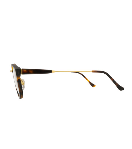 SUPER(スーパー)のPANAMA HAVANA CLASSIC CLEAR LENS-BROWN(アイウェア/eyewear)-SPRXXXX055-42 詳細画像2