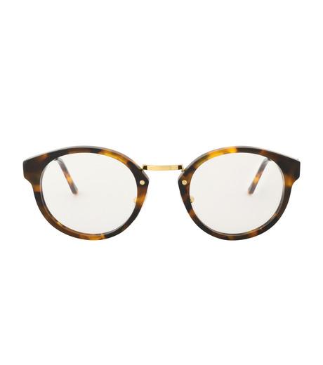 SUPER(スーパー)のPANAMA HAVANA CLASSIC CLEAR LENS-BROWN(アイウェア/eyewear)-SPRXXXX055-42 詳細画像3