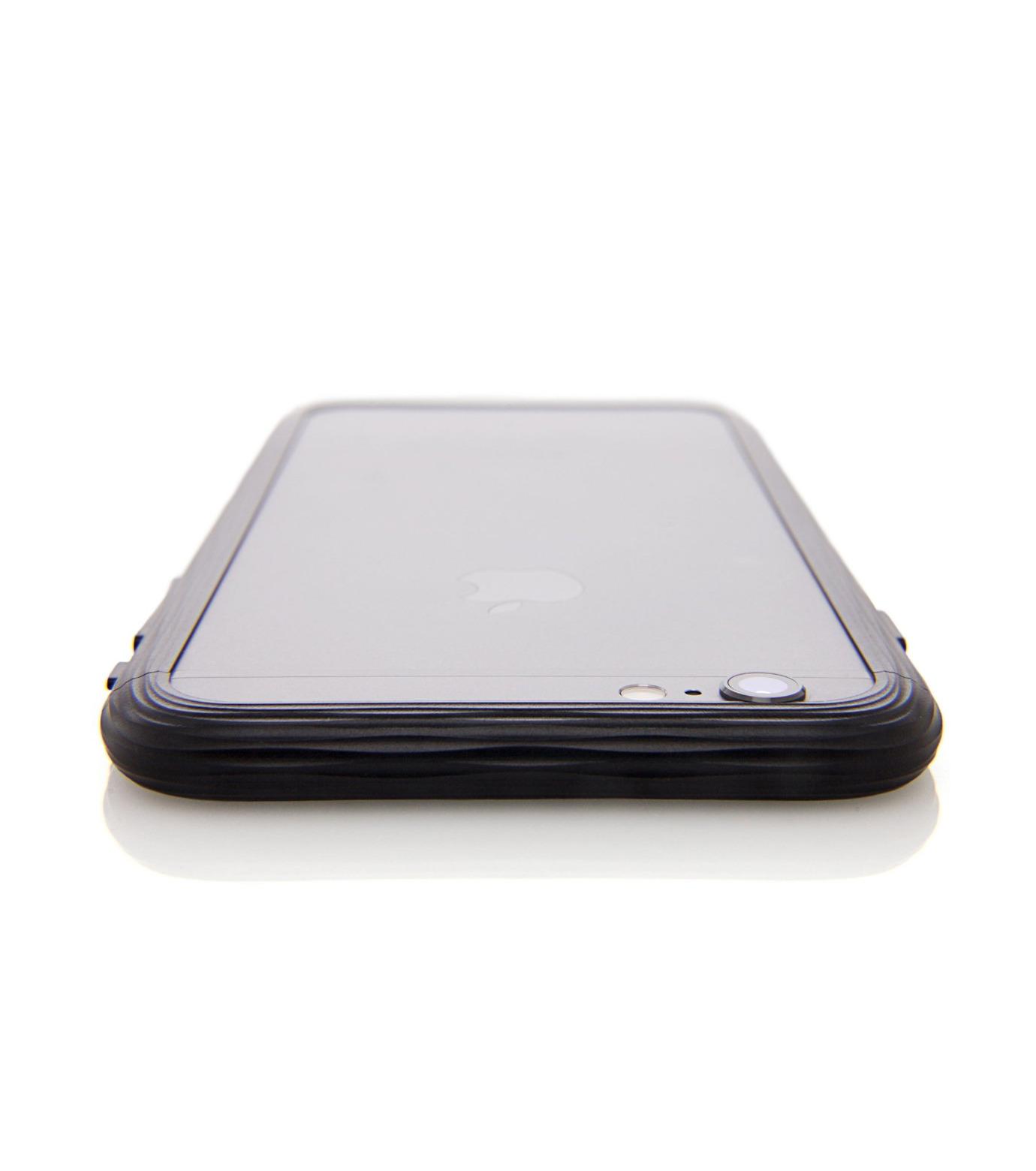 SQUAIR(スクエア)のThe Dimple for iPhone6s plus-BLACK(ケースiphone6plus/6splus/case iphone6plus/6splus)-SQDMP630-BLK-13 拡大詳細画像3