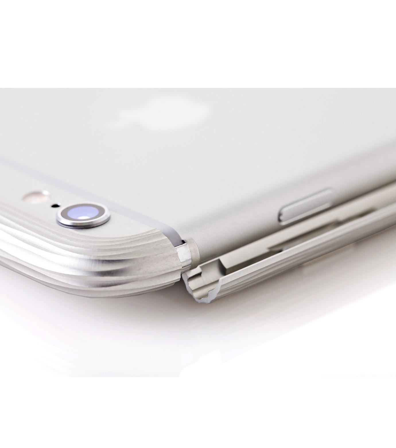 SQUAIR(スクエア)のThe Dimple for iPhone6s plus-BLACK(ケースiphone6plus/6splus/case iphone6plus/6splus)-SQDMP630-BLK-13 拡大詳細画像4