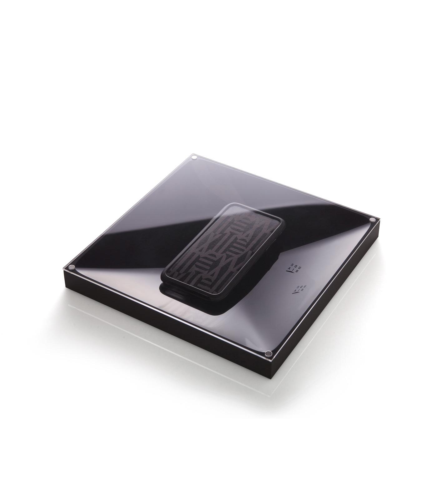 SQUAIR(スクエア)のThe Dimple for iPhone6s plus-BLACK(ケースiphone6plus/6splus/case iphone6plus/6splus)-SQDMP630-BLK-13 拡大詳細画像5