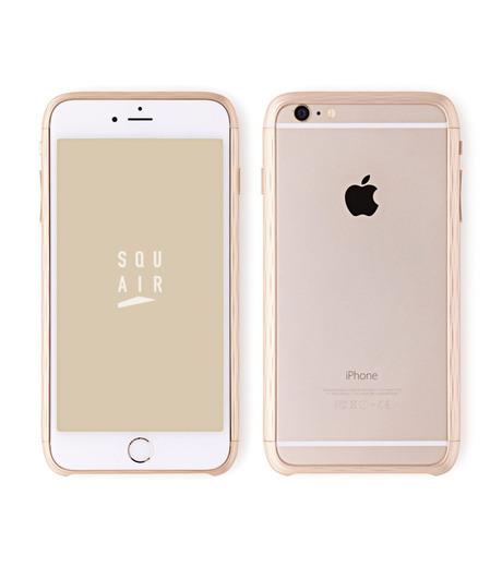 SQUAIR(スクエア)のThe Dimple for iPhone6s plus-GOLD(ケースiphone6plus/6splus/case iphone6plus/6splus)-SQDMP630-GLD-2 詳細画像1